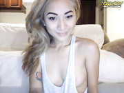 Gorgeous half pinay camshow